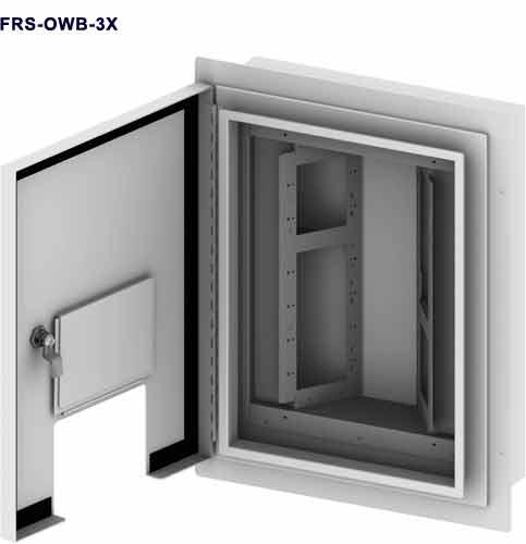 fsr owb x series weather box enclosure with open door icon