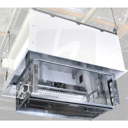 FSR ceiling enclosure with cage lowered - icon
