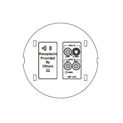 FSR Floor Boxes, SmartFit FSR-SF-SVA-PB