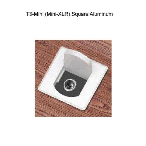 FSR T3-Mini Square Aluminum