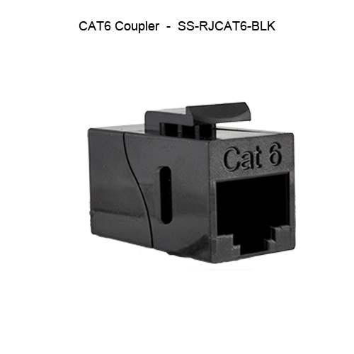 CAT6 coupler