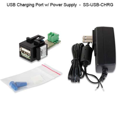 USB charge port