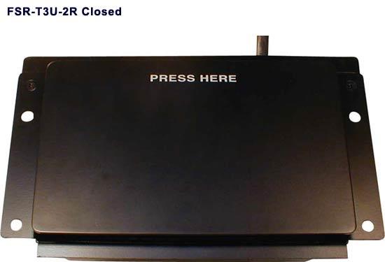 closed fsr t3u 2 table box in black icon