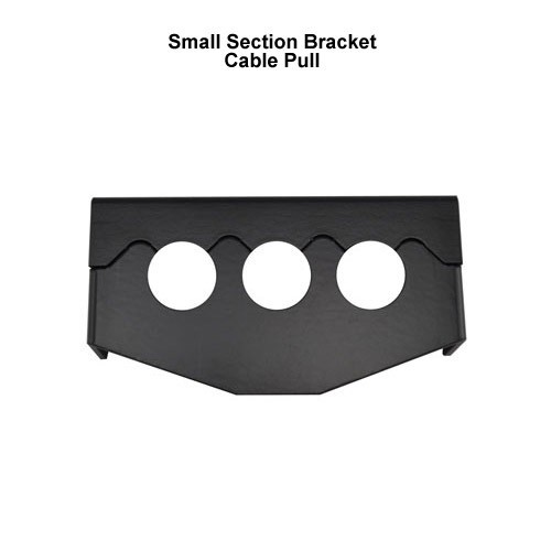 Small Bracket for Cable Pull
