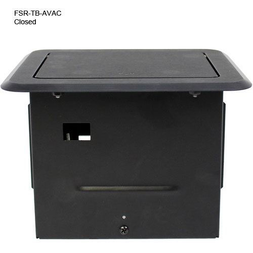 FSR TB-AVAC Tilt Up Box Closed Side