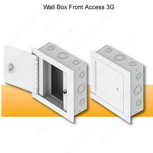 Wall Box Front Access 3G - icon
