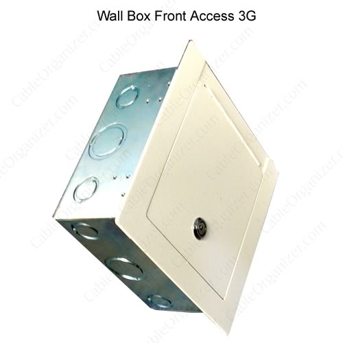 FSR 3 and 4 gang Wall Box - icon