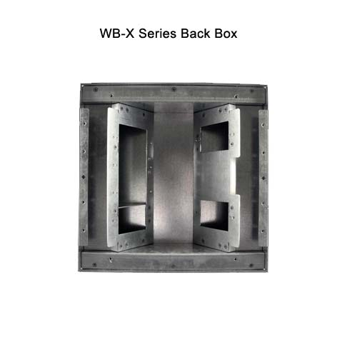 fsr wb x series back box icon