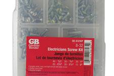 Gardner Bender screw kits