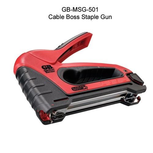 Cable Boss™ Staple Gun