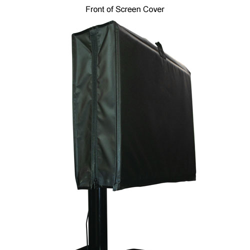front view of gator lcd and plasma screen cover icon