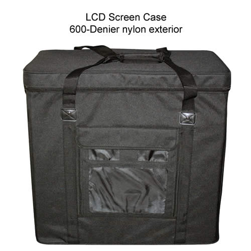 gator cases lcd screen case with nylon exterior icon