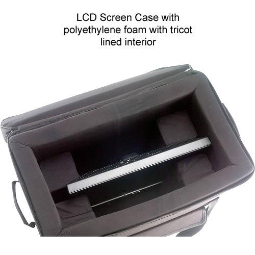 gator cases lcd screen case with polyethylene foam insert icon