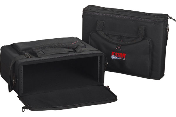 gator rack bag front and top view icon