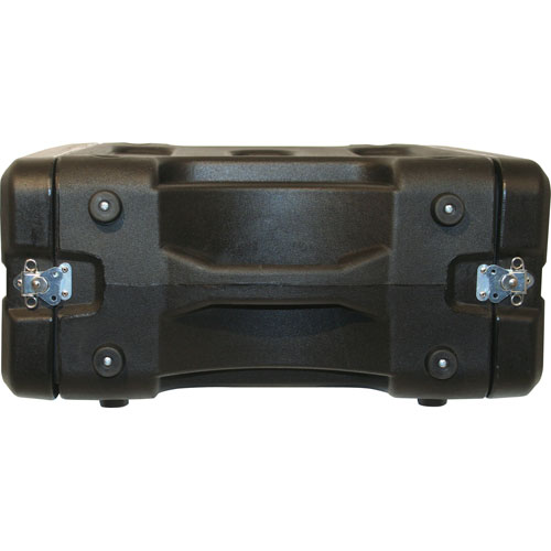 top view of gator industrial roto mold rack case icon