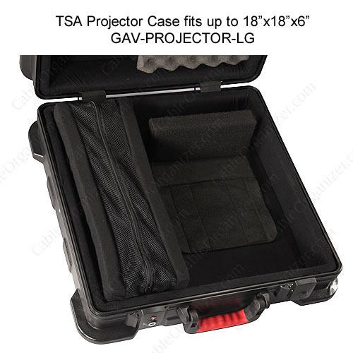 Gator TSA Projector Cases Large - icon