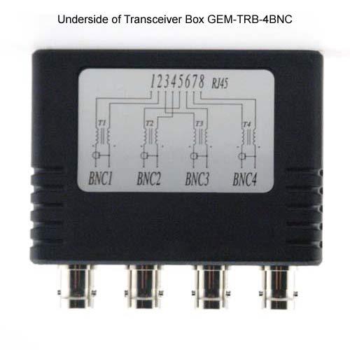 underside of gem electronics tranceiver box icon