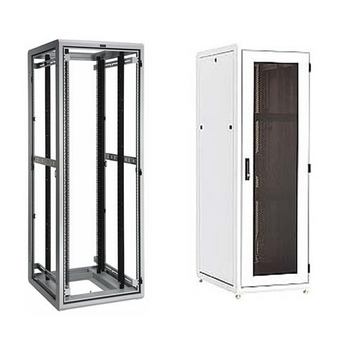 great lakes gl720-2432 e-series enclosure, base unit and with side panels and door icon