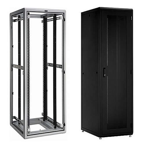 great lakes gl840e-2436 e-series enclosure, base unit and with side panels and door icon