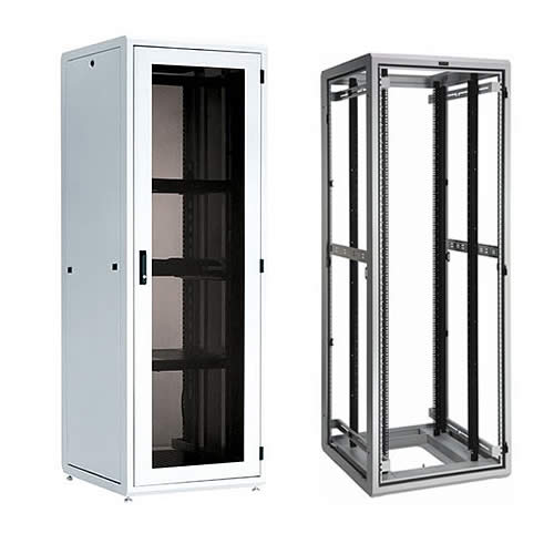 great lakes gl840e-2932 e-series enclosure, base unit and with side panels and door icon