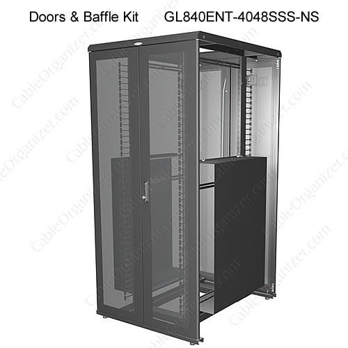 Doors & Baffle Kit - icon