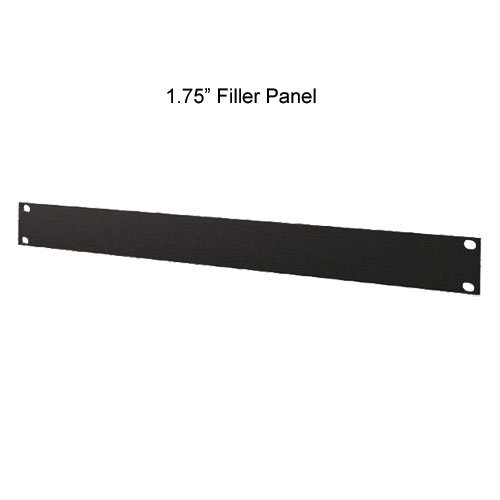 great lakes 1u enclosure blank filler panel icon