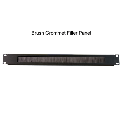 great lakes brush grommet enclosure filler panel icon