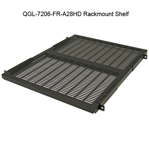 great lakes heavy duty rackmount shelf icon