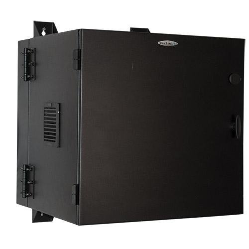 NEMA 12 swingout wallmount cabinet