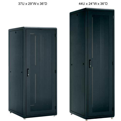 preconfigured e-series enclosures - 37u and 44u - icon