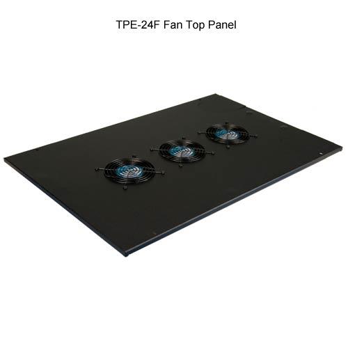 triple fan top panel TPE-24F - icon