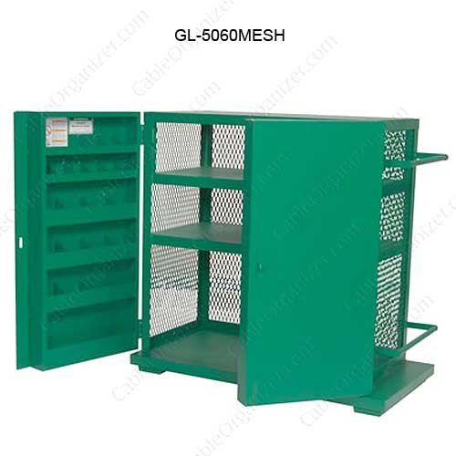 Greenlee Mesh Job Box - icon