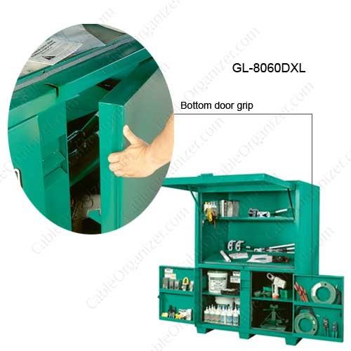 Greenlee Deluxe Field Officebottom door grip - icon