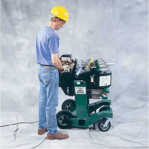 greenlee 855 smart bender in use - icon