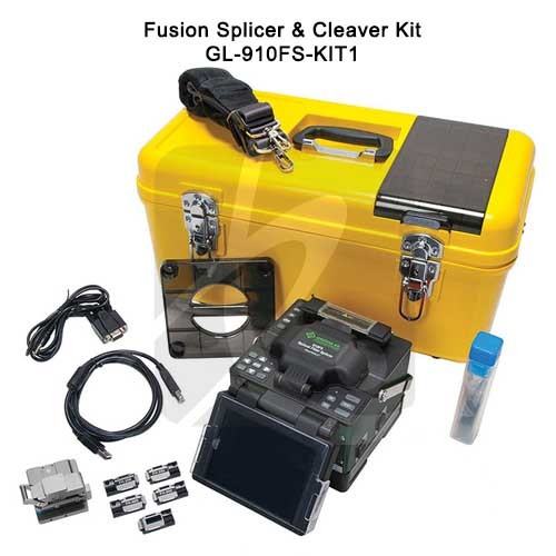 Fusion Splicer and Cleaver Kit - icon