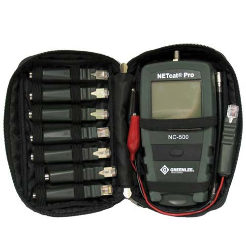 Greenlee NC-510 NETcat® Accessory Kit (shown with NC-500, not included) - icon