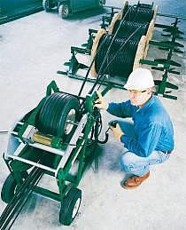 Greenlee Ultra Cable Feeder