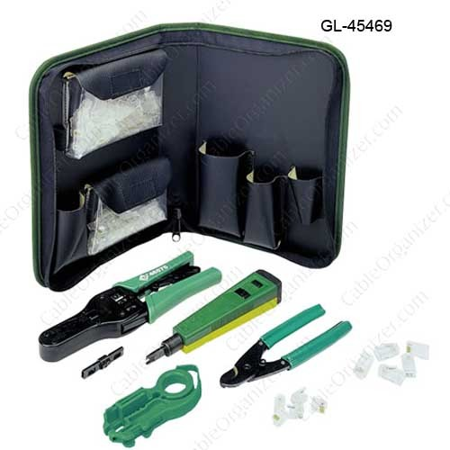 Greenlee Voice and Category 5 Data Termination Kit - icon
