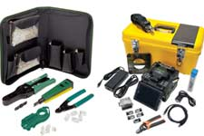 Greenlee cable installation kits, fiber optic termination kit