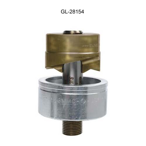 GREENLEE 1/2 through 2 Conduit Size Slug-Splitter® Knockout Punch Kit