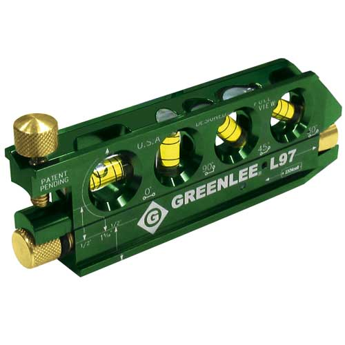 Greenlee L97 Mini Level with Laser
