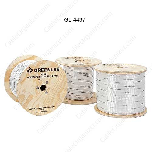 Spools of Greenlee 4437 Polyester Measuring Pulling Tape - icon