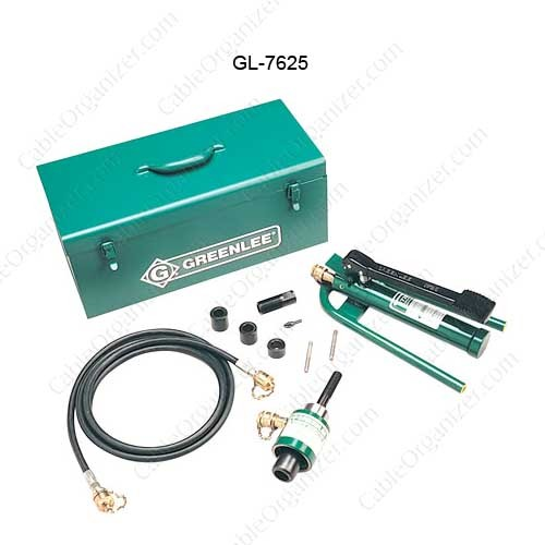 Slug-Buster® Ram and Foot Pump Hydraulic Driver Kits