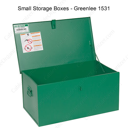 Small Storage Boxes Greenlee 1531  - icon