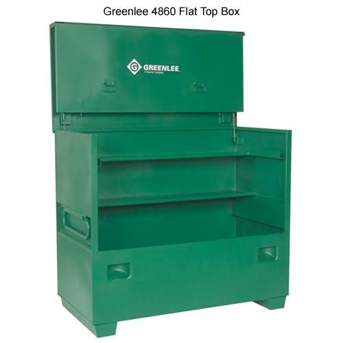 greenlee 4860 flat top box - icon