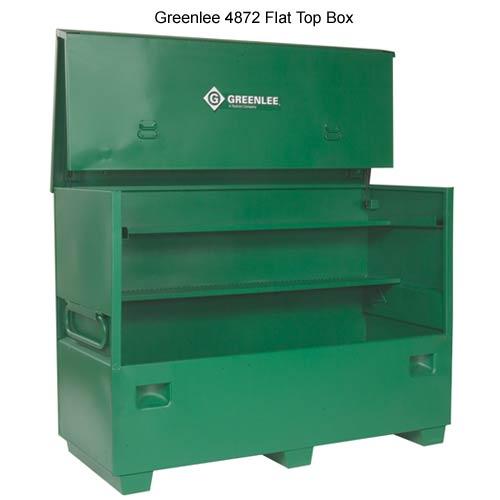 greenlee 4872 flat top box - icon