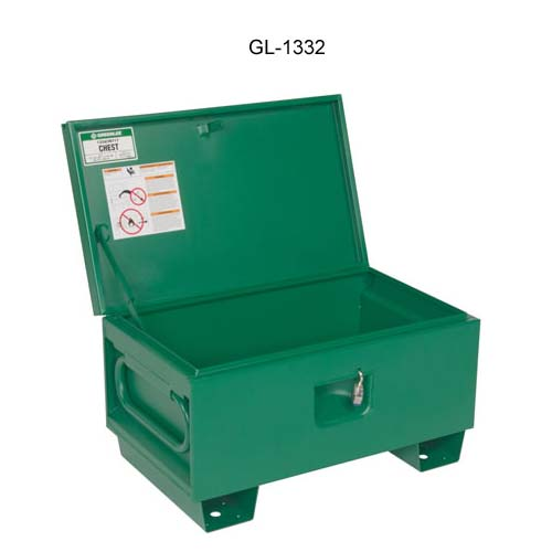 greenlee 1332 mobile storage chest - icon