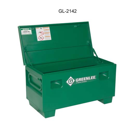 greenlee 2142 mobile storage chest - icon