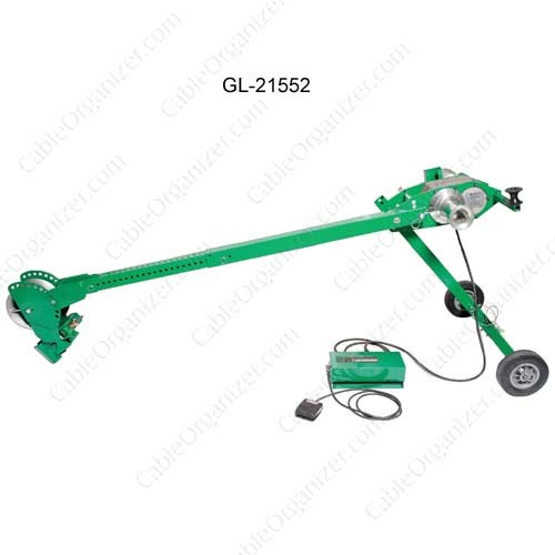 Greenlee Ultra Tugger UT4 4000lb Cable Puller Assembly