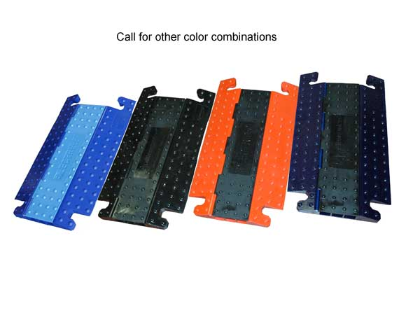 electriduct hawk cable protectors in various colors - icon